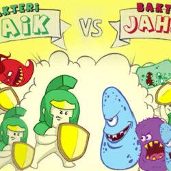 Perbedaan Dari Bakteri Baik dan Jahat Serta Perannya